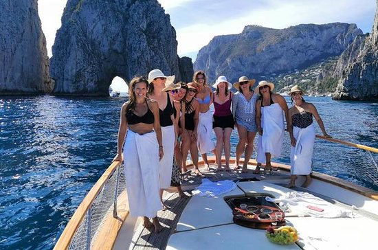 Small Group Capri Boat Tour from...