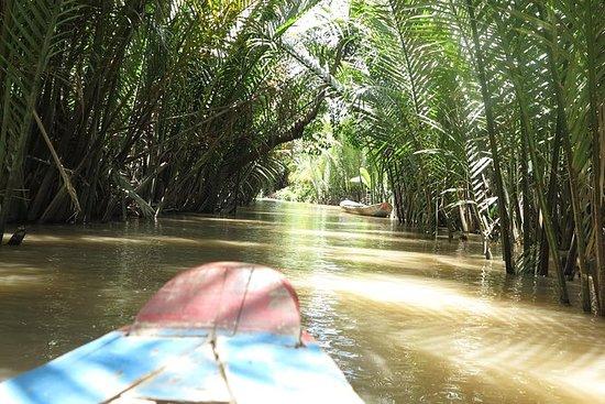 Kombinert Cu Chi tunneler og Mekong...