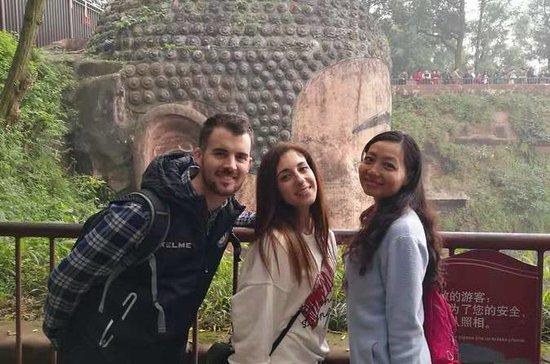 Chengdu Giant Panda & Leshan...