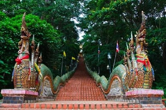 Doi Suthep, Trekking 2 horas no...