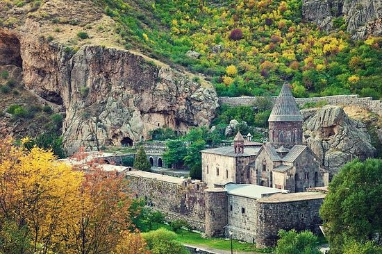 Tour di Garni e Geghard in Armenia
