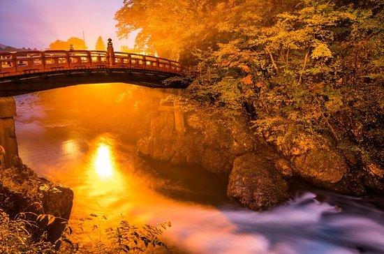 Private tour Nikko - The Jewel tucked...