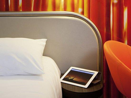 Ibis Styles Paris Porte d'Orléans : Guest room