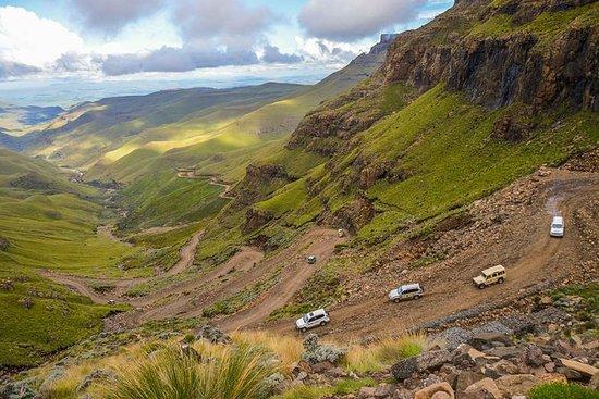 Sani Pass og Lesotho Tours med...
