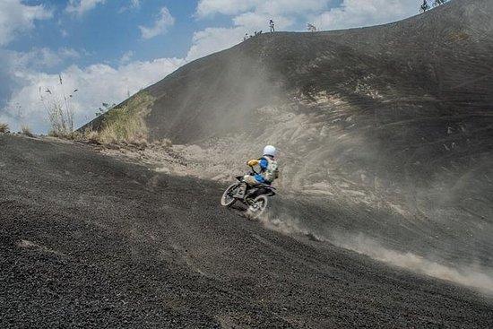 Batur Volcano Dirt Bike Adventure and...