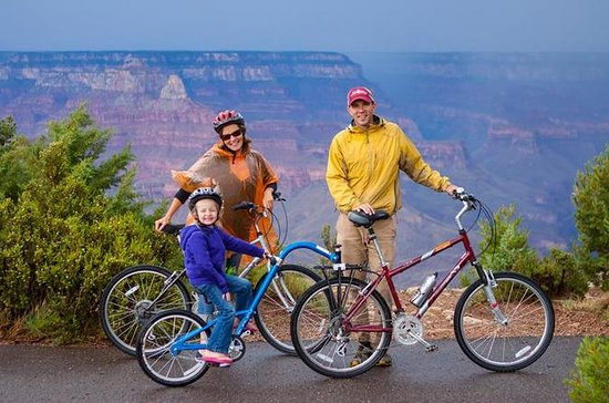 Grand Canyon Yaki Point Bicycle Tour