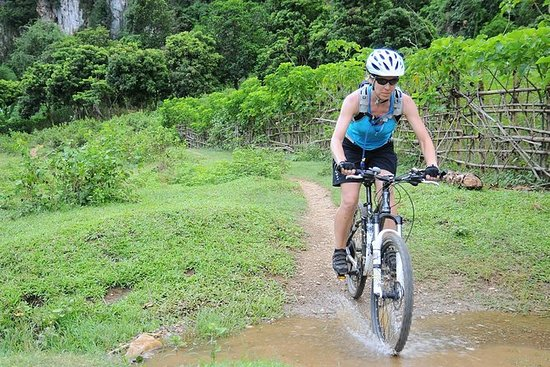 Phuket Off Road med Mountain Bike