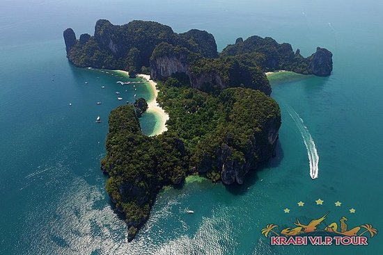 Tour di Koh Hong in motoscafo