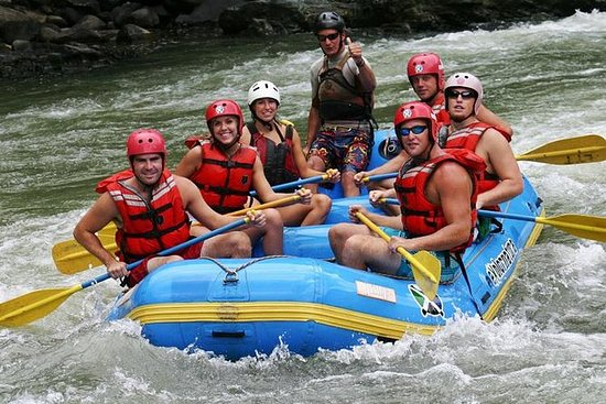 The best Way to do Rafting on Rio...