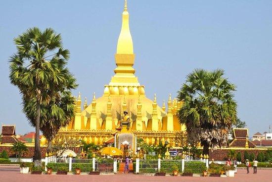 Tour di mezza giornata Vientiane con