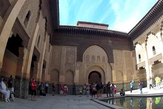 Visita guiada de Marrakech, incluindo...