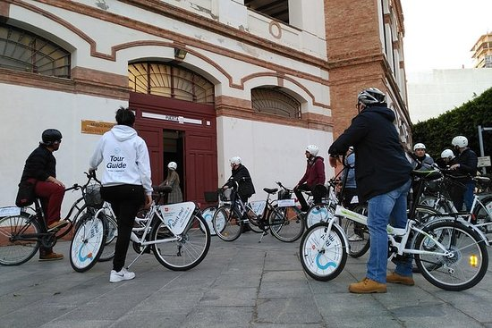 Tour en bicicleta de lujo por Málaga...