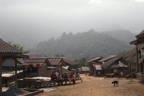 Home Stay at Sane Oudom village (Hmong minority village) 2D1N