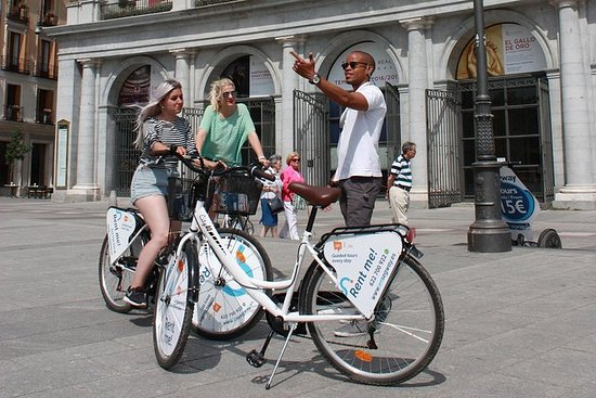 Premium Bike Tour of Madrid (2 timer)