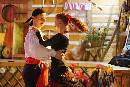 Tsjekkisk Folklore Show med middag og...
