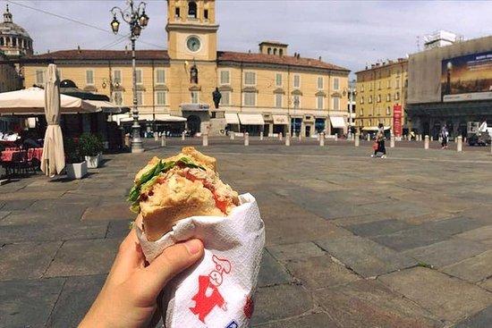 Um dia como um local de Parma