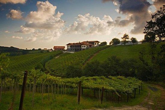 Getaria et le txakoli (le vin basque...