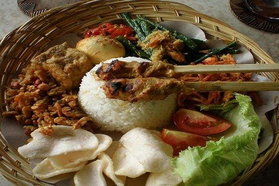Clase de cocina balinesa de Ubud con...