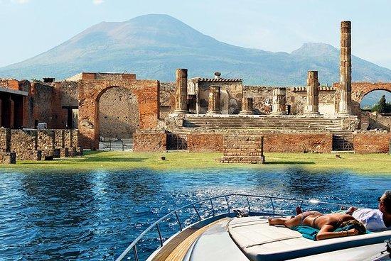 Pompei e il Vesuvio gita di un giorno