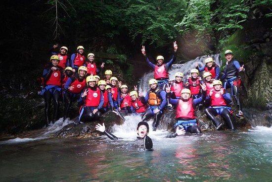 1 day Rafting & Canyoning tour at...