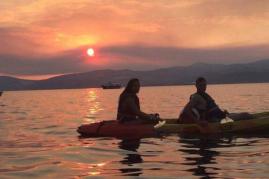 Sunset Sea Kayaking Tour in Split
