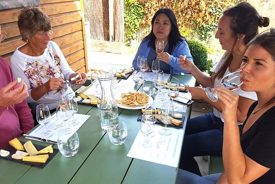Engelse wijn- en kaasreis vanuit ...