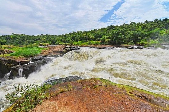 Exploring The Mighty Falls In Uganda
