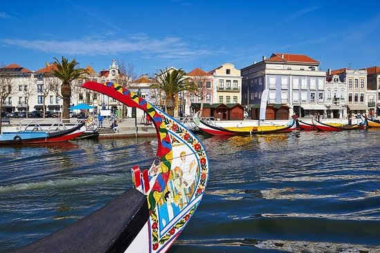 Coimbra, Aveiro and Costa Nova Day...