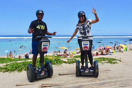 SEGWAY CITY TOUR, SAINT-PIERRE