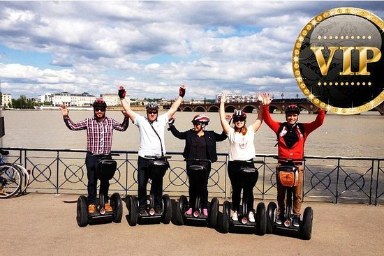 VIP 1-Hour Bordeaux Segway Tour