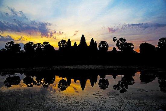 Bike l'Angkor Wat Sunrise
