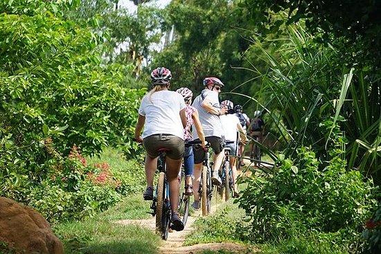 Mon village journée entière à vélo