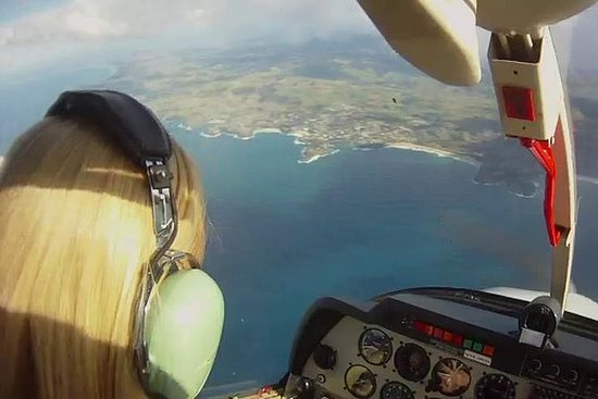 U-FLY Aerobatic and Sydney Scenic Experience