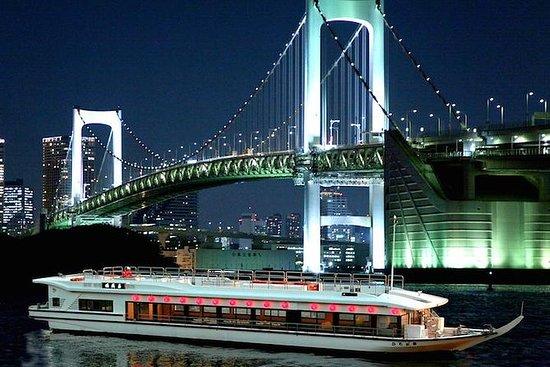 Tokyo Night Yakatabune Crusing...