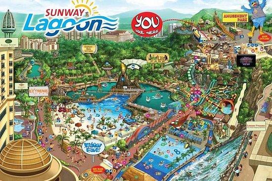 Sunway Lagunen-Freizeitpark