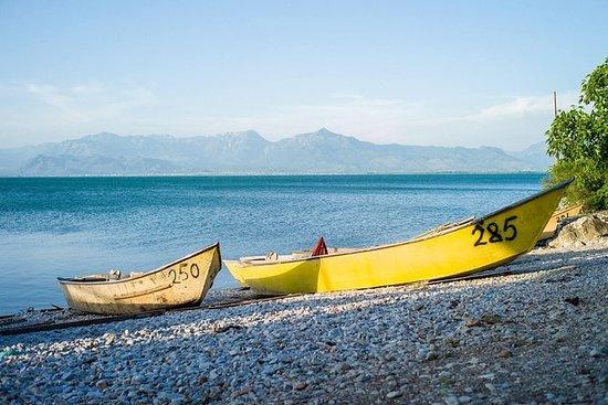 Lake Shkodra med cykel daglig tur og...