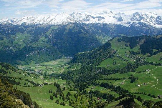 Mount Stanserhorn tur med personlig...