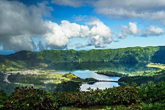 São Miguel, Açores - explore as Sete...