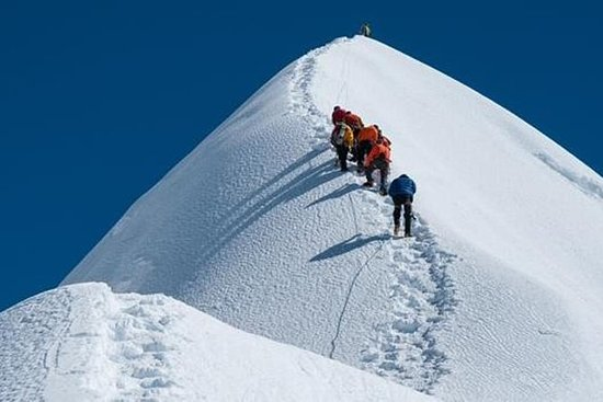 Everest Trek med Island Peak (Imja...