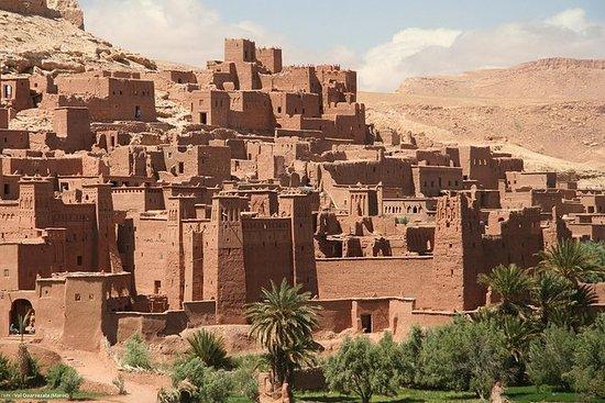 Ouarzazate&Kasbah Ait Benhaddou全日游