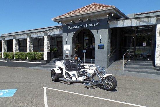 Visita a la casa panorámica en Trike...