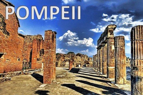 Liten gruppe tur Roma til Pompeii