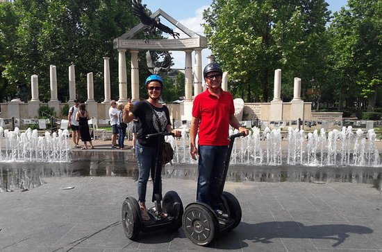 Budapest Castle District: Segway...
