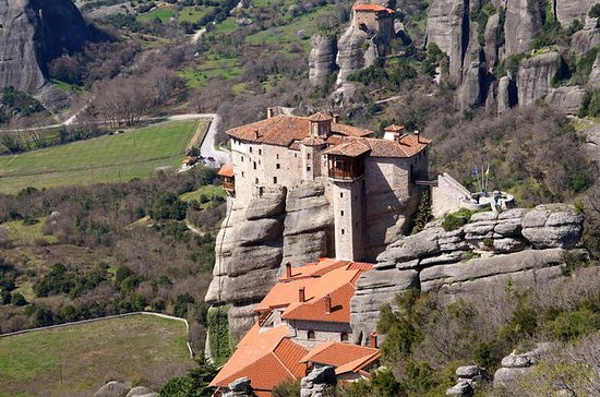 Meteora - Delphi - Olympia - Argolida...