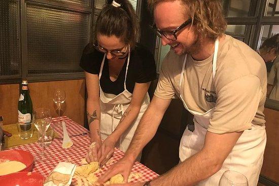 Kookcursus ervaring in het huis van ...
