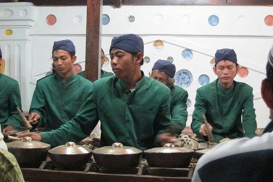Gamelan Music Lesson