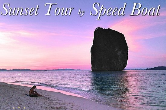 Krabi Sunset Tour by Speed Boat...