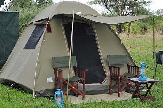 Chobe National Park Camping Safari De...