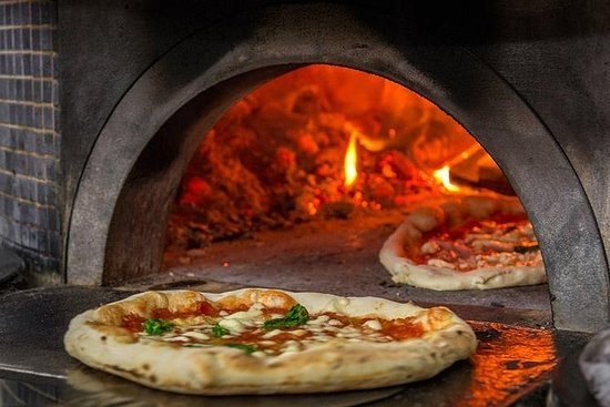 PIZZA LAB: learn from a real Pizza...
