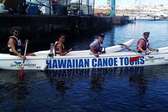 Canoa hawaiana